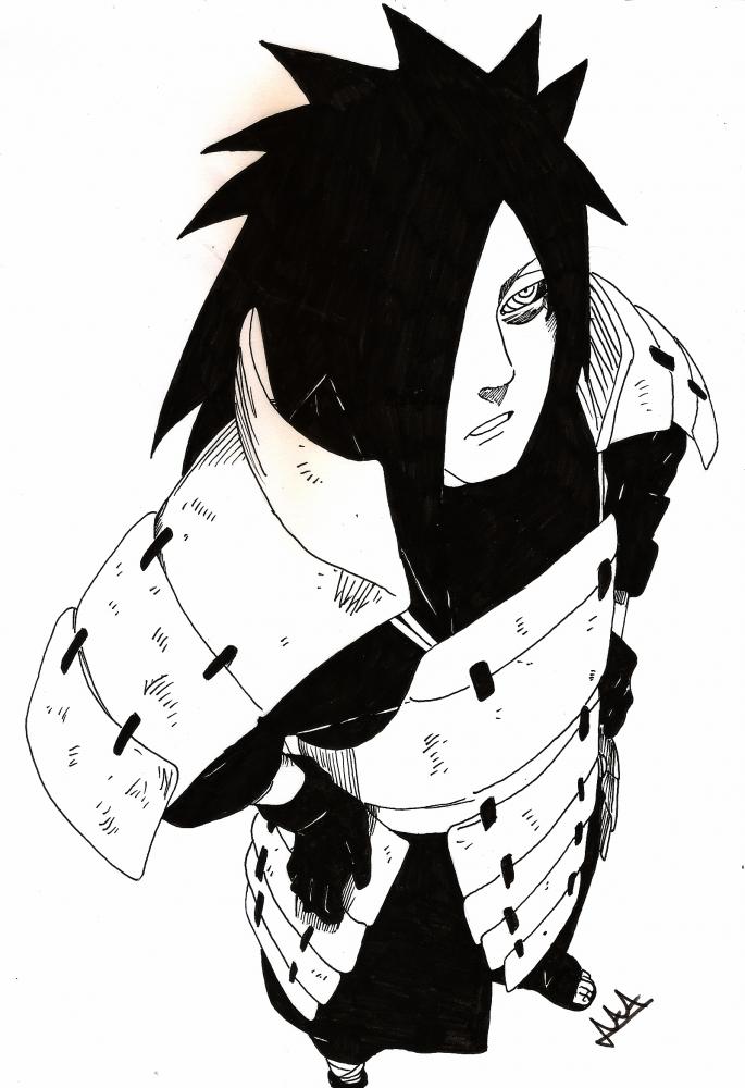 Naruto by Erni